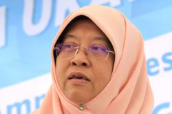 I can attend state exco meetings until Selangor MB removes me from exco, says Haniza