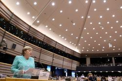 Germany's Merkel says EU must prepare for no-deal Brexit