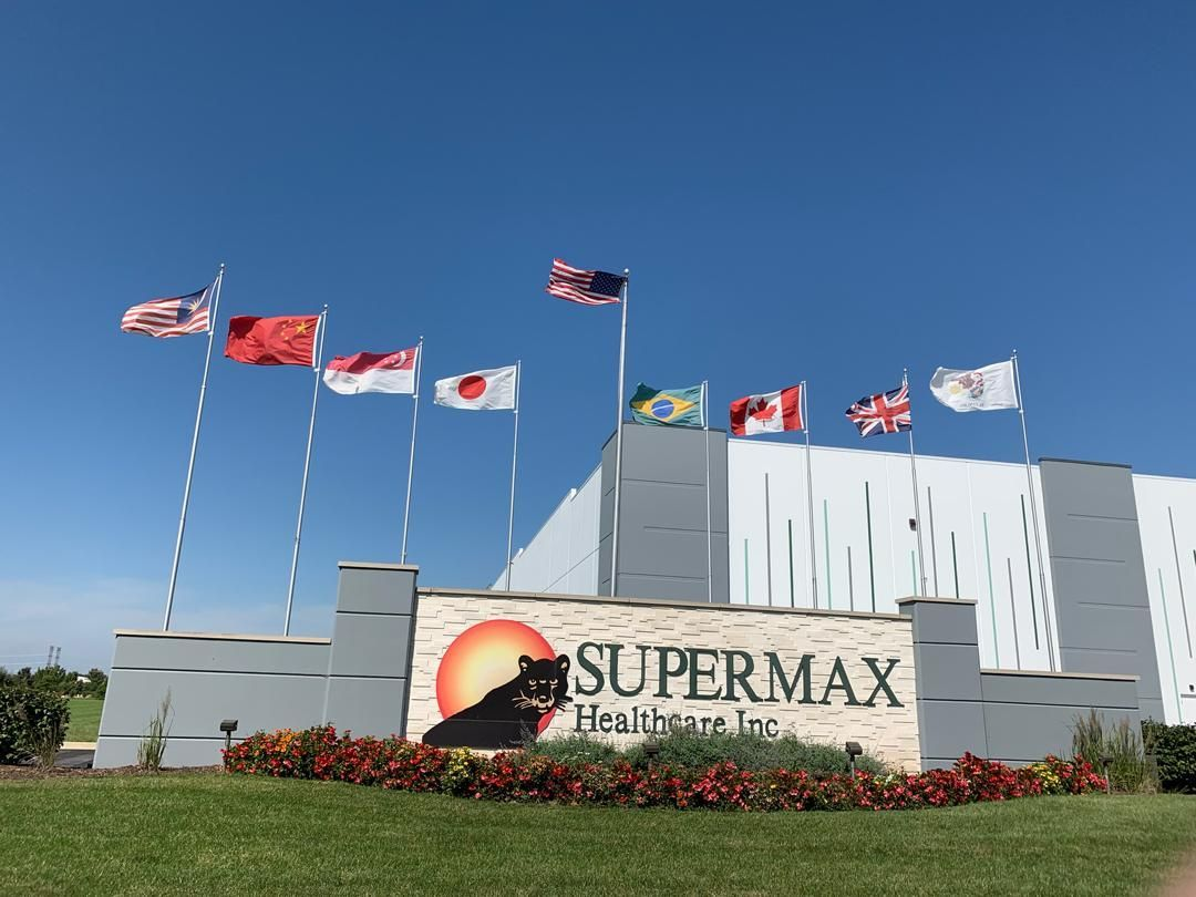 Supermax rallied to close RM1.58 higher at RM12.44 and it was the top gainer for the day as investors continued to pile into glove makers due to the ongoing Covid-19 pandemic.