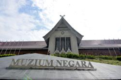No age restrictions to Muzium Negara, only 100 visitors allowed in per session