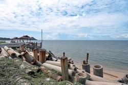RM165mil to resolve erosion problems along Pantai Rusila