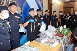 RM2mil drugs seized in raid