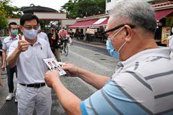 Heng to take 'unsafe seat' test