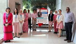 Nilai medical launches cancer aid