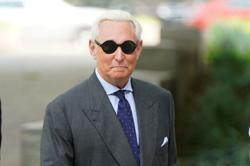 Facebook takes down accounts and pages of Trump ally Roger Stone