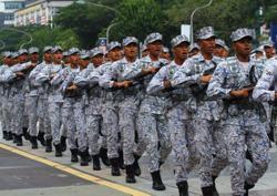 No National Day parade this year
