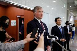 U.S. envoy wraps up South Korea visit overshadowed by North Korea tensions