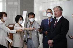 US envoy wraps up S.Korea visit overshadowed by N.Korea tensions
