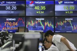 Asian markets track record Wall St lead on recovery hopes