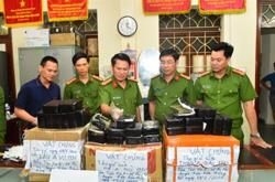 Vietnam busts large-scale drug trafficking rings