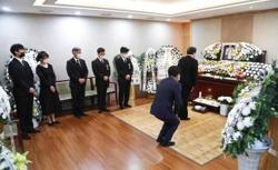 S. Korean president condemned for sending flowers to funeral of sex offender's mother