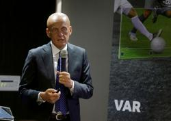 FIFA wants uniform global use of VAR, says refs chief Collina