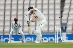 Holder takes six wickets as England out for 204