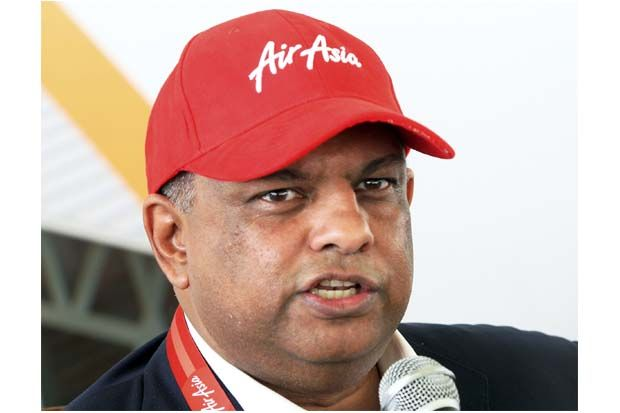 """On debt funding, AirAsia CEO Tan Sri Tony Fernandes said: """"A certain portion of debt would be eligible for the government guarantee loan under the Danajamin Prihatin Guarantee Scheme in Malaysia.\"""""""