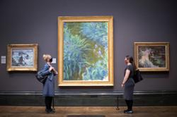 Are people ready to go back to museums and cultural institutions?