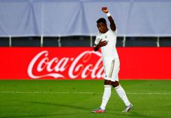 Real Madrid's Vinicius to retake COVID-19 test after error, says Zidane