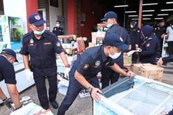 MBSA shuts two premises