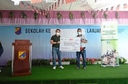 Temuan community gets RM12,208 food aid