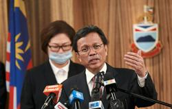 Shafie prefers to focus on govt-to-govt ties