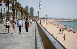 Two popular Spanish tourist destinations make masks compulsory everywhere