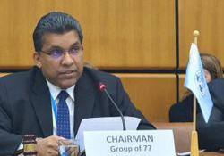 Malaysia completes term as chair of G77 Vienna Chapter