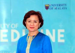 UM's Dr Adeeba Kamarulzaman appointed president of International AIDS Society