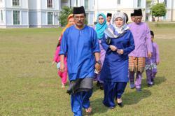 Comedy series 'Keluarga Iskandar' returns as a film