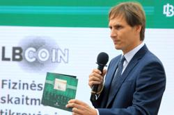 World's first collectible crypto coin released in Lithuania