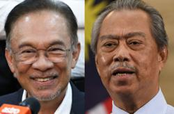 Big test for Muhyiddin and Anwar when they face off in Parliament