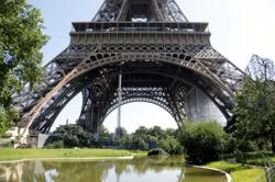 Eiffel Tower's terrace reopens for post-pandemic partying