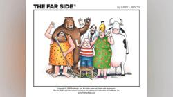 Beloved US cartoonist Gary Larson releases new digital art on his website