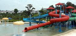 Free entry for frontliners at Melaka water theme park