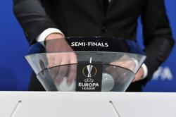 Europa League quarter-final and semi-final draw