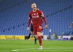 Liverpool skipper Henderson ruled out for season, says Klopp
