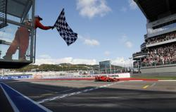 Russia to allow spectators at Sochi Formula One race