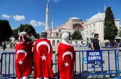 Russian Orthodox Church says regrets decision over Hagia Sophia - TASS