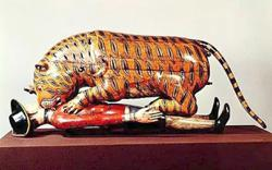 The fate of Tipu's Tiger