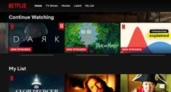 Netflix now lets you remove items from your 'Continue Watching' row