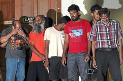 Six get death for murder of DPP