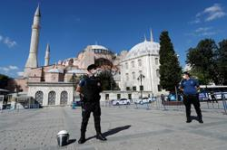 UNESCO says World Heritage Committee to review Hagia Sophia