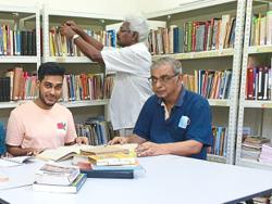 Malaysian lawyer sets up a library in a Hindu temple to share cultural knowledge