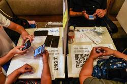 Hong Kong Democrat Camp Primary Elections kick off