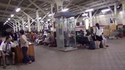 Train derailed, passengers stranded in northern Thailand