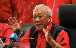 Sabah Umno to contest all parliamentary seats from GE14, says Bung