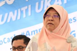 Haniza Talha claims unfair treatment by S'gor govt who locked up her office after sacking