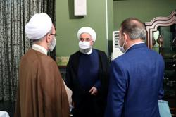 Iran's president calls for ban on weddings, wakes to halt virus spread