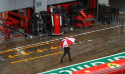 Rain washes out final practice for Styrian GP