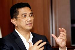 ROS: Azmin has not made application to form new party