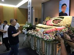 Wee pays last respects to Chinese calligraphy artist Yong Kim Jung