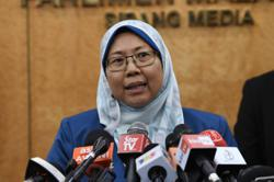 Fuziah Salleh appointed new PKR women's chief